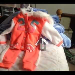 Brand New 12 Month Girl outfit